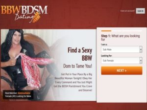 bbw bdsm dating