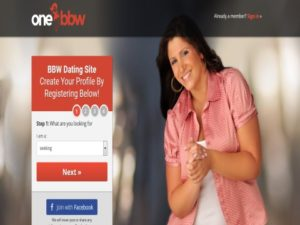 onebbw 300x225 - Reviews of the Top 10 BBW Dating Sites 2020